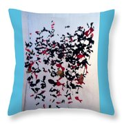 Live In The Ocean Throw Pillow