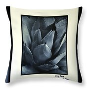 Live Sucs Throw Pillow