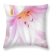 Live The Good Easter 18 Throw Pillow