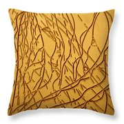 Lived - Tile Throw Pillow