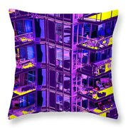 Living Wall Throw Pillow