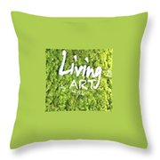 Livingart   Throw Pillow