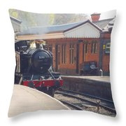 Llangollen 5199 Throw Pillow