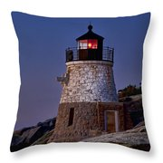 Llighthouse Throw Pillow