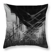 Load Throw Pillow