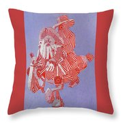 Lobey Dosser Throw Pillow