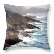 Lobster Cove Throw Pillow