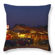 Lobster Pound. Throw Pillow