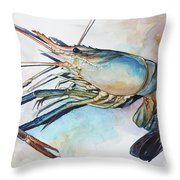 Lobster_001 Throw Pillow