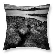 Loch Ewe Throw Pillow