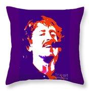 Lochinvar Throw Pillow