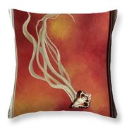 Loiter Quickly Throw Pillow