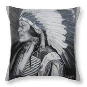 Lokata Chief Throw Pillow