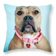 Lollipop 5 Throw Pillow