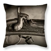 London Armory Co. Throw Pillow
