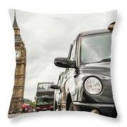 London City Throw Pillow
