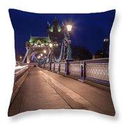 London England #101 Throw Pillow