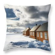 London Throw Pillow by James Billings