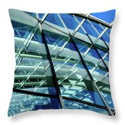 London Sky Garden Architecture 1 Throw Pillow