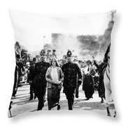 London Suffragettes, 1914 Throw Pillow