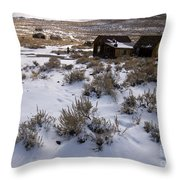 Lonely Bodie Throw Pillow