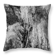 Lonely Dreams Throw Pillow