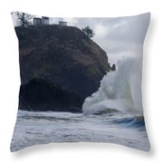 Long Beach 2018 Dsc_3884 Throw Pillow