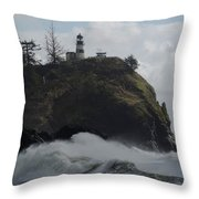 Long Beach 2018 Dsc_3988 Throw Pillow