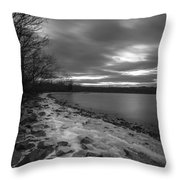 Long Cold Throw Pillow