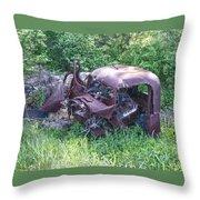 Long Forgotten 2808 Throw Pillow