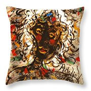 Long Hard Day Throw Pillow