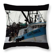 Long Haul Throw Pillow