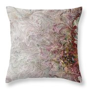 Long Is The Way Throw Pillow by NirvanaBlues