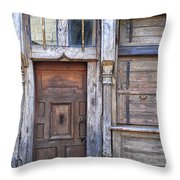 Long Past It's Time Throw Pillow