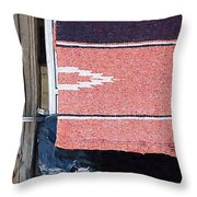 Long Way Home 1 Throw Pillow