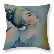 Longing For Harmony  Throw Pillow