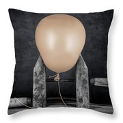 Longing To Be Free Throw Pillow