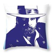 Lonnie Mack Throw Pillow