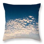 Look At Sky Throw Pillow