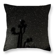 Look In The Sky Throw Pillow