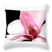 Look Inside Throw Pillow