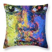 Look Inward Throw Pillow