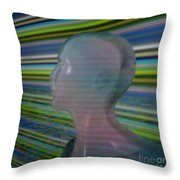 Look To The Nowhere Throw Pillow
