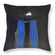 Looker Throw Pillow