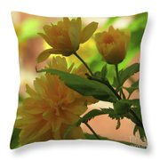 Looking Cool Throw Pillow