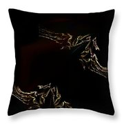 Looking For Faraway Throw Pillow