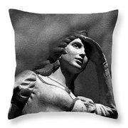 Looking For Love Throw Pillow