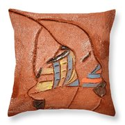 Looking Glass - Tile Throw Pillow
