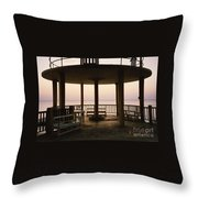 Lookout Point Throw Pillow