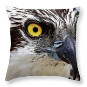 Looks That Kill Throw Pillow